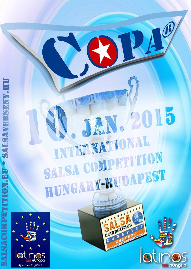 COPA International Salsa & Latin Dance Competition